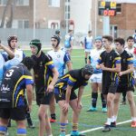CRUC rugby castelldefels sub16