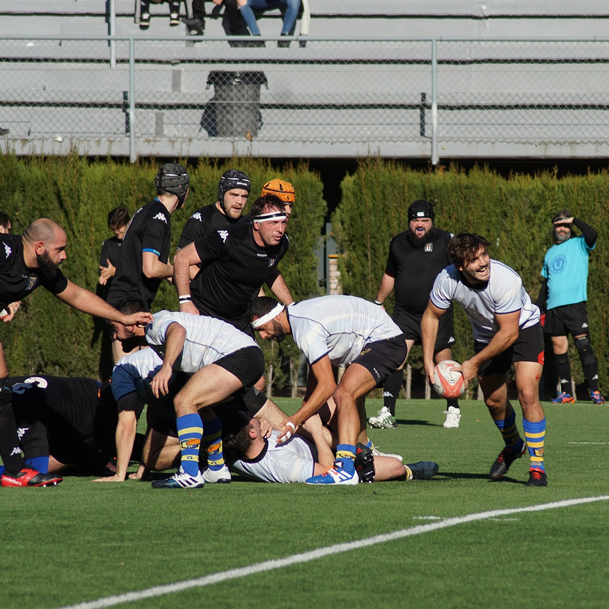 cruc senior castelldefels rugby