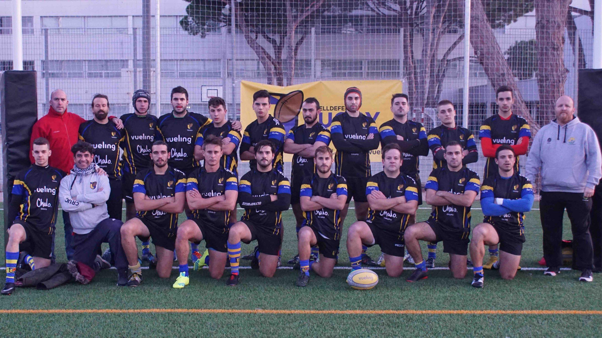 CRUC rugby castelldefels Senior