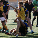 cruc rugby UE Santboiana