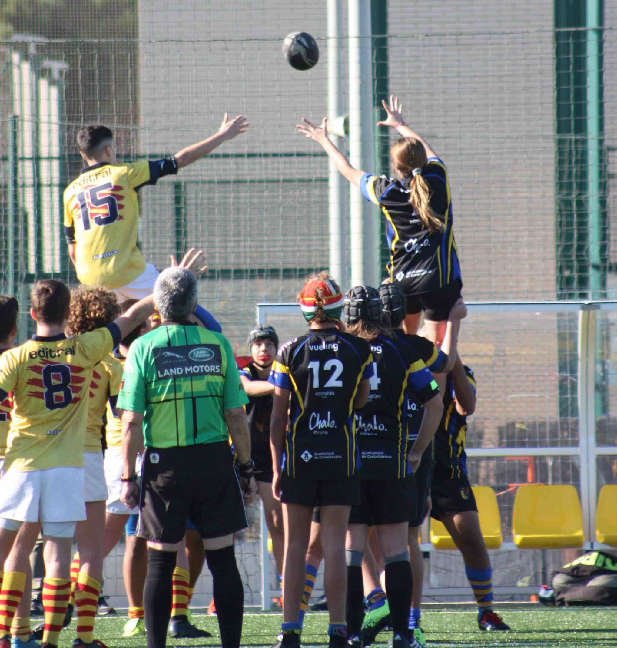cruc castelldefels rugby