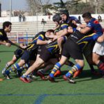 Derrota del CRUC Senior contra Mataró en el Camí del Mig