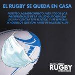 rugby cruc coronavirus
