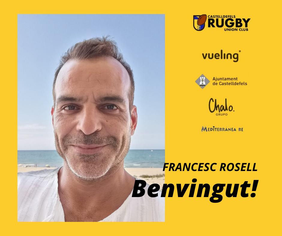 Francesc Rosell, nuevo director de Escuelas del CRUC