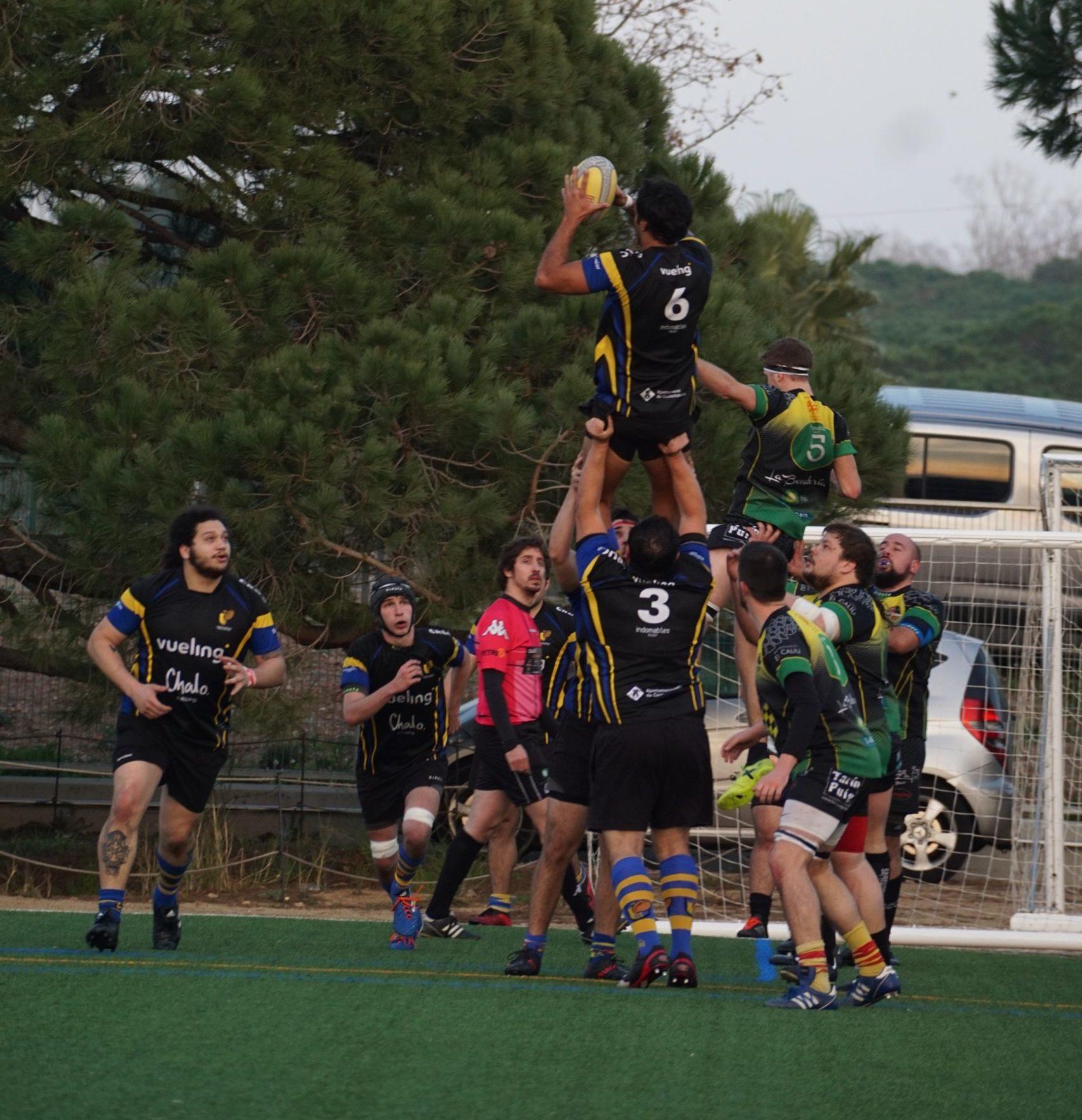 competiciones de rugby para el CRUC temporada 2020/2021