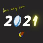 Desde el CRUC os deseamos un feliz 2021
