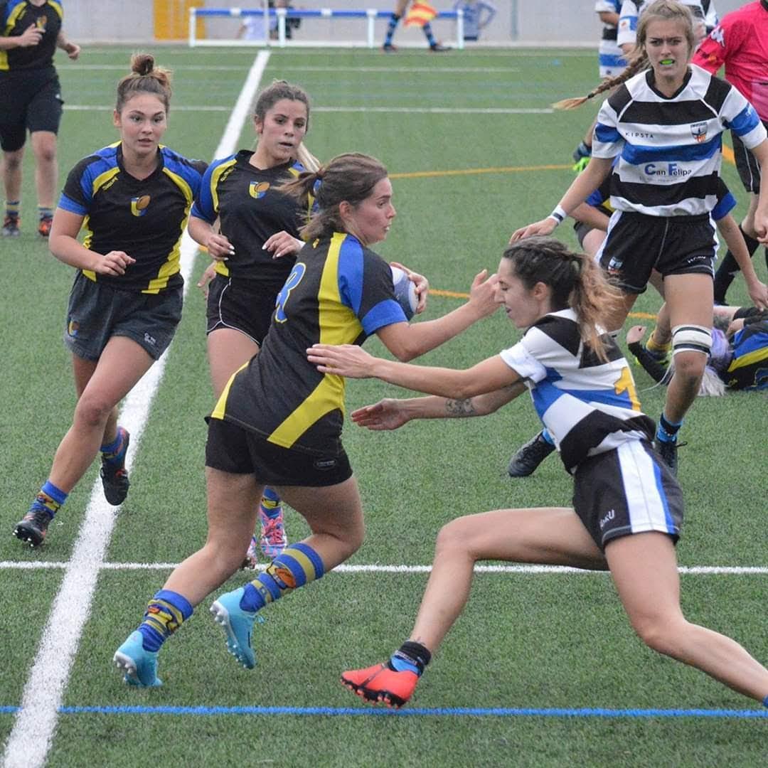 El rugby catalán vuelve a la competición tras la luz verde de las autoridades catalanes