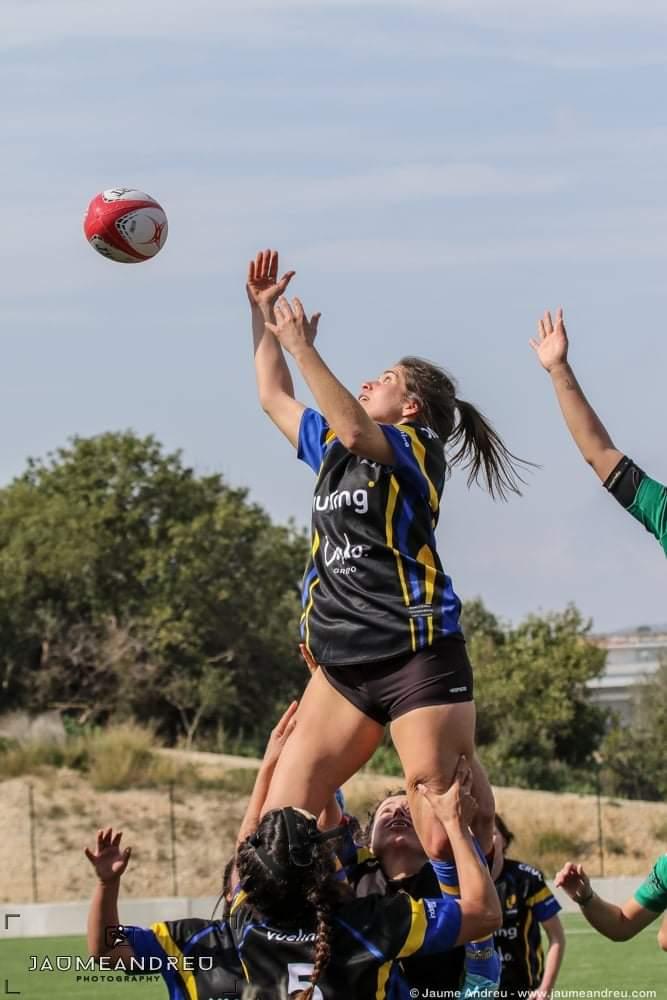 victoria del CRUC-UES senior femenino en Sitges