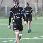 partido entre el CR Tarragona y el Castelldefels Rugby Union Club