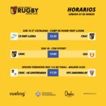 horarios de los partidos de rugby del 27 de marzo de 2021