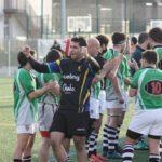 victoria del senior masculino CRUC contra el Rugby Club Cornellà