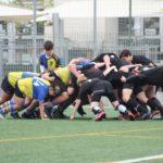 partido sub 16 CRUC contra BUC UBAE en el CEM Pitort