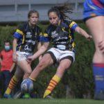 senior femenino en la fase de ascenso a DHB