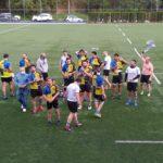 Victoria del CRUC senior masculino en la copa catalana argent