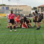 imagen del partido entre el CRUC sub 14 y el GEIEG de Girona, segunda jornada de la Fase Previa